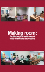 Making room: Facilitating the testimony of child witnesses and victims