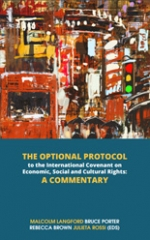 The Optional Protocol to the International Covenant on Economic, Social and Cultural Rights: A Commentary