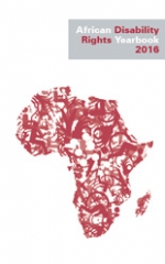 African Disability Rights Yearbook Volume 4 2016